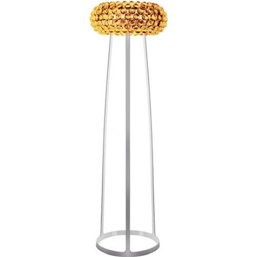 Lampadaire gold