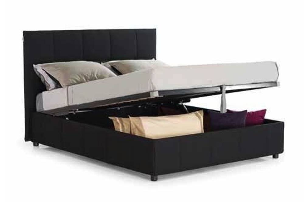 amazing lit adulte coffre de rangement with banc coffre chambre adulte. Black Bedroom Furniture Sets. Home Design Ideas