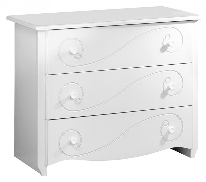 Commode enfant Blanc