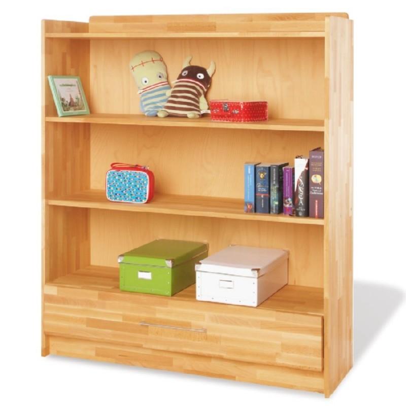 biblioth que pour chambre d 39 enfant. Black Bedroom Furniture Sets. Home Design Ideas