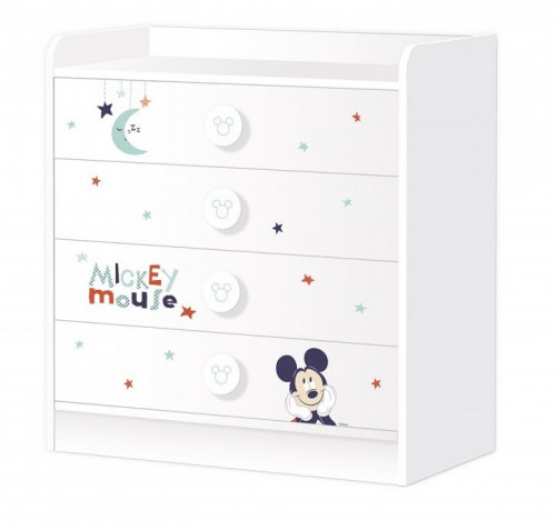 Commode bébé disney