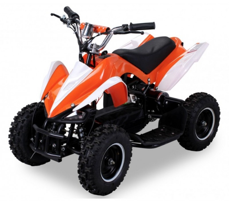 Quad enfant orange