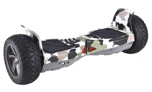 Hoverboard camouflage