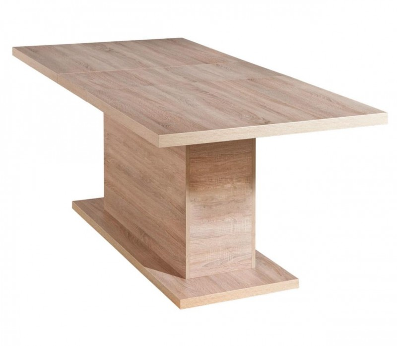 Table extensible bois MDF
