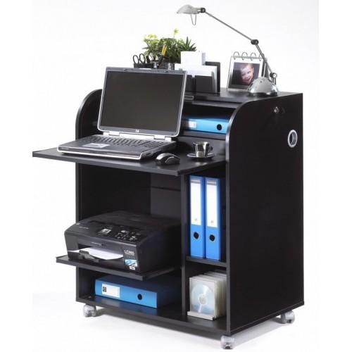 Bureaux et tables de bureau for Console informatique bois