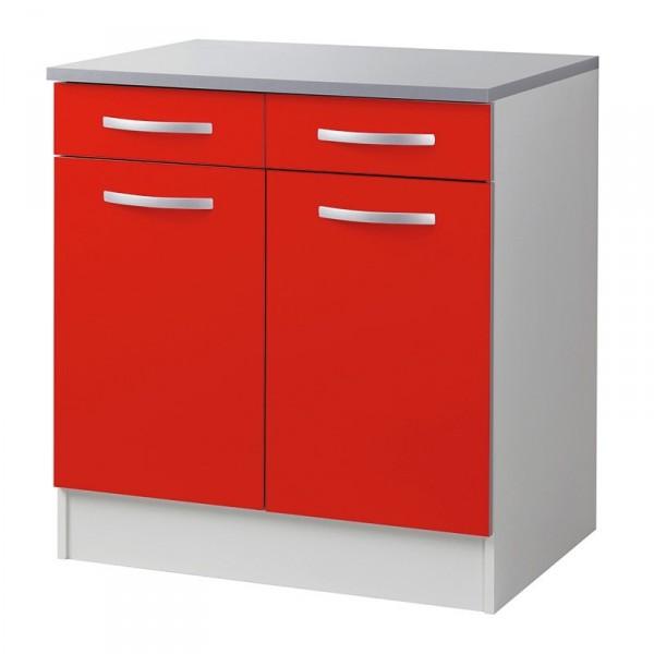Excellent meuble de cuisine bas portes with lement de cuisine - Element cuisine independant ...