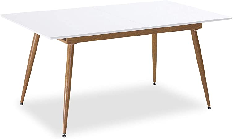 Table rectangulaire scandinave
