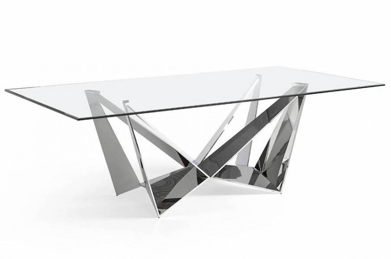 Table rectangulaire design