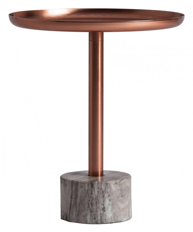 Table d'appoint bronze