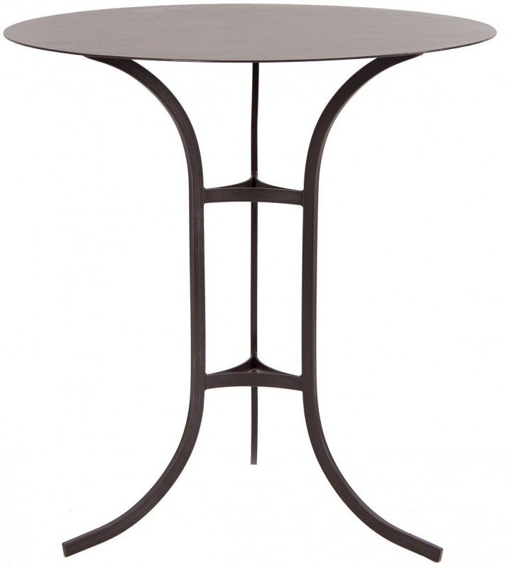 Table d'appoint marron