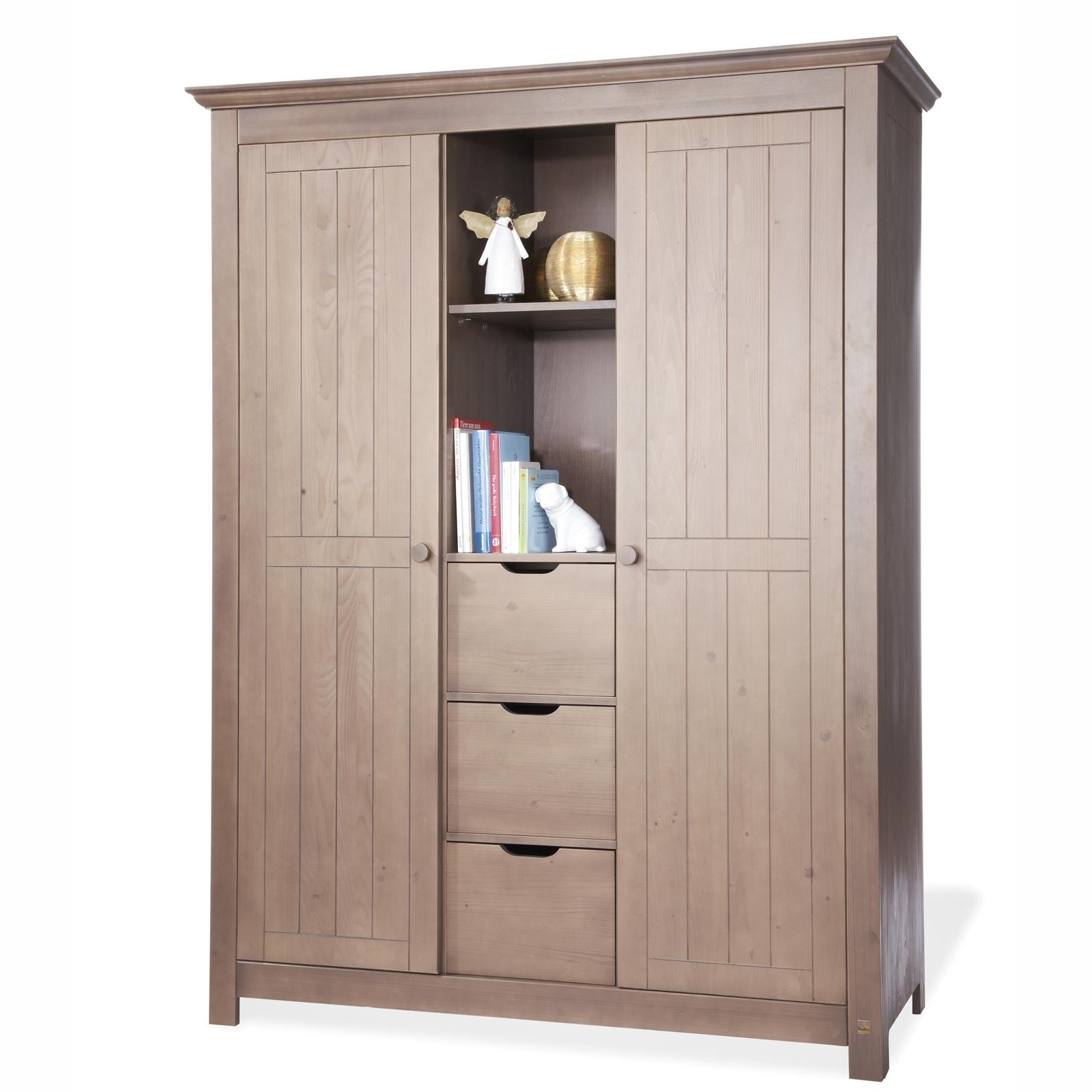 emejing meuble chambre en bois massif pictures seiunkel