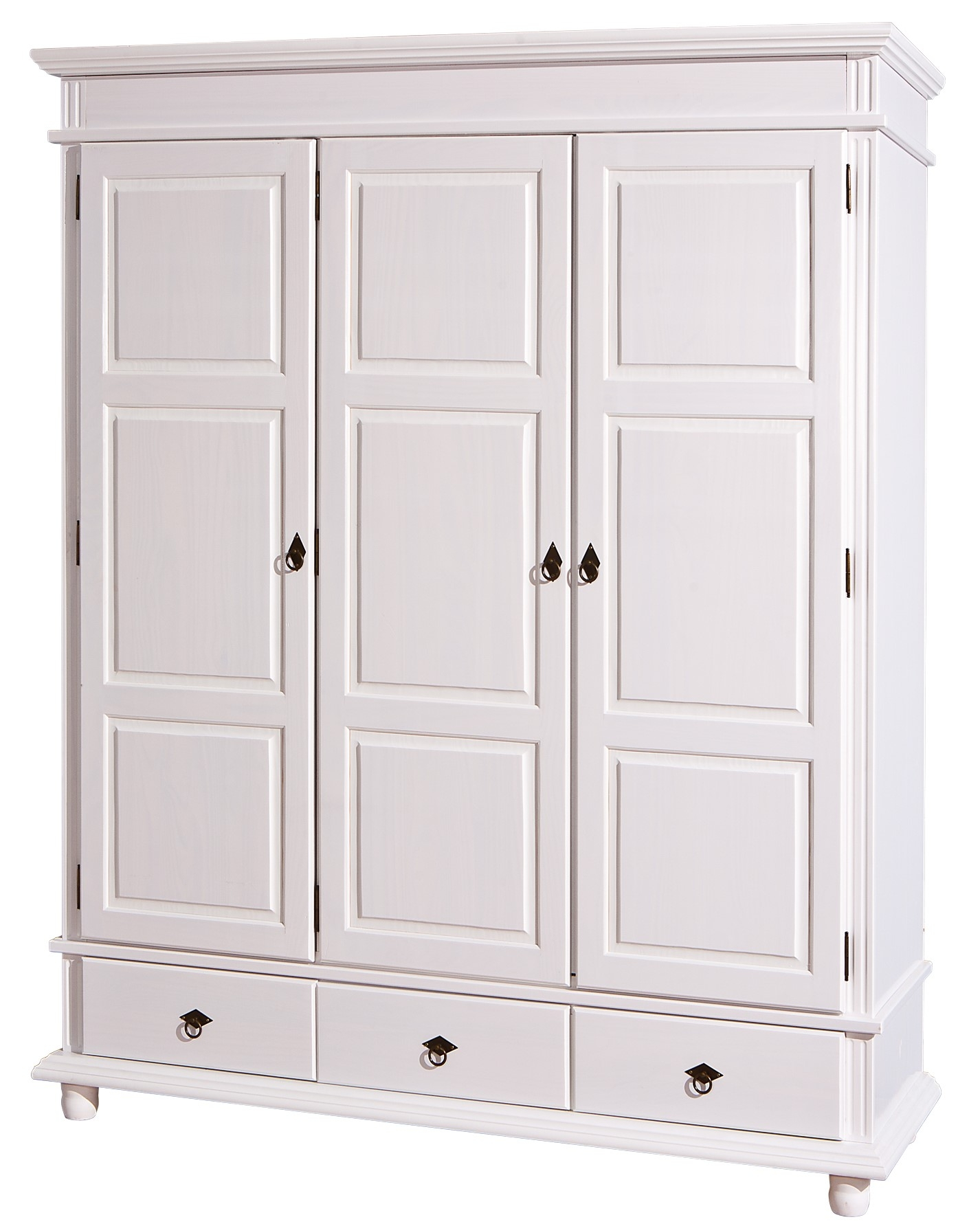 armoire pin massif 3 portes latest connect armoire portes. Black Bedroom Furniture Sets. Home Design Ideas