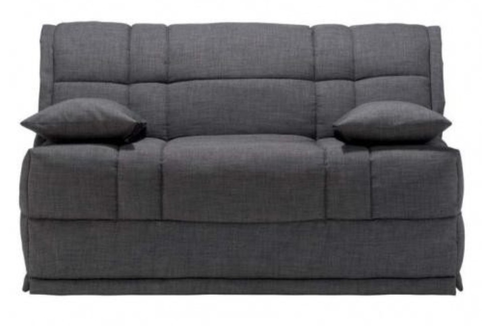 banquette bz tissu matelas bultex 12 cm cobra couleur b928. Black Bedroom Furniture Sets. Home Design Ideas