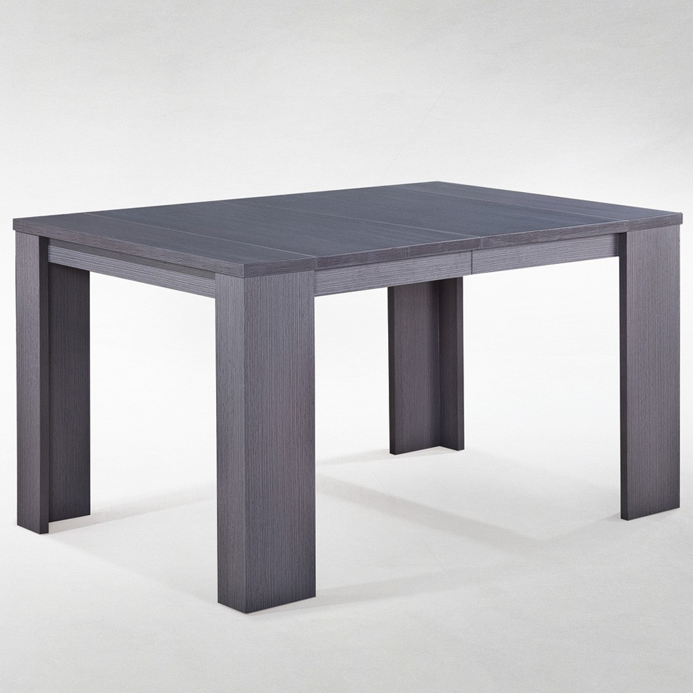 brooklyne table console extensible 15749jpg - Table Ovale Scandinave2543