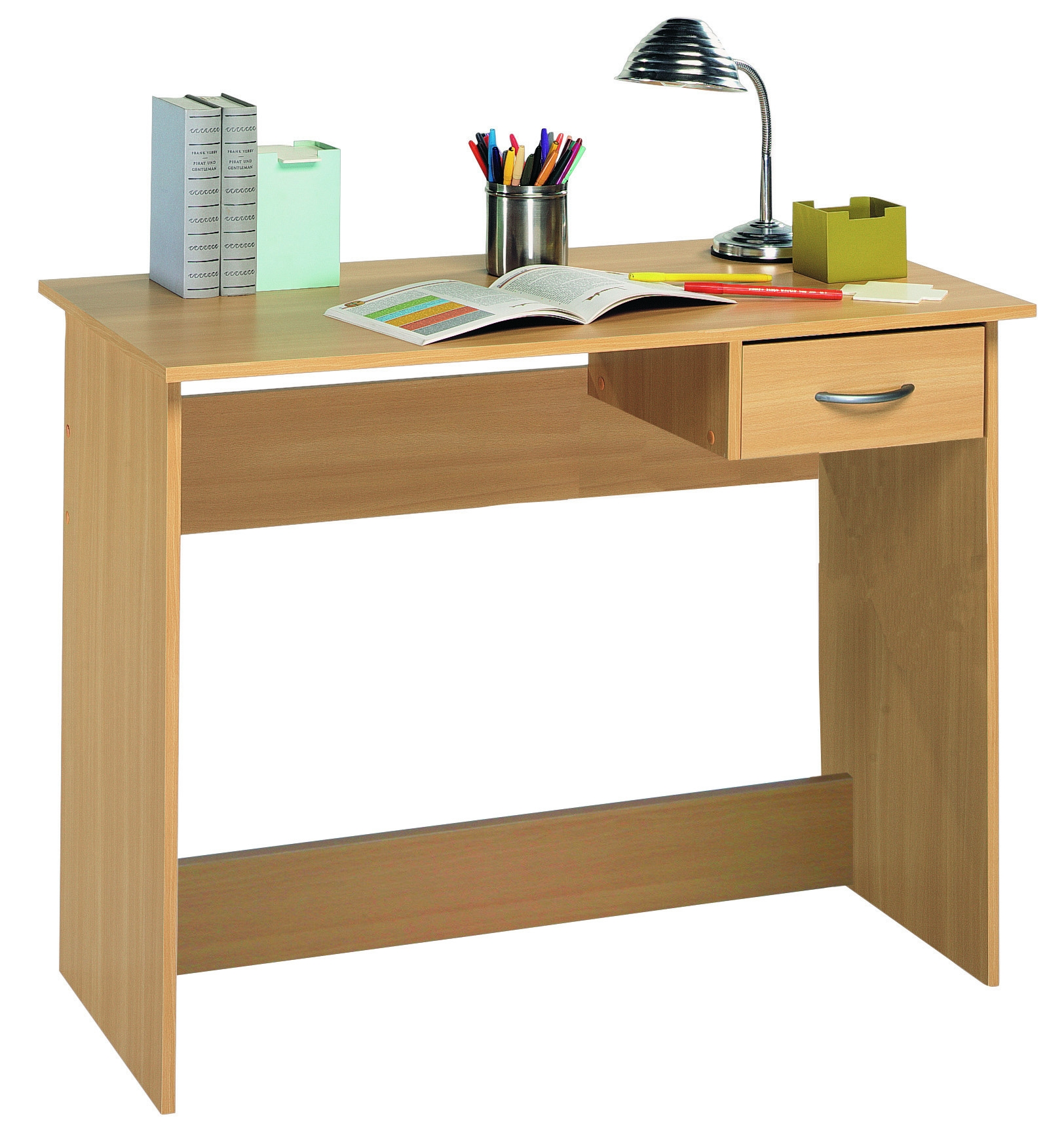 Bureau junior 1 tiroir h tre for Bureau junior