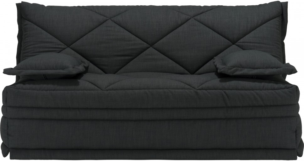 banquette bz anthracite 160 bultex brazilia. Black Bedroom Furniture Sets. Home Design Ideas