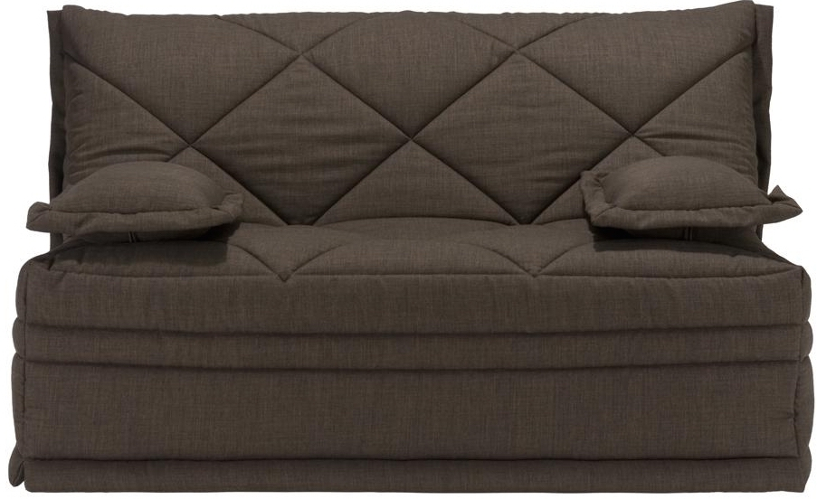 banquette bz marron 160 bultex brazilia. Black Bedroom Furniture Sets. Home Design Ideas