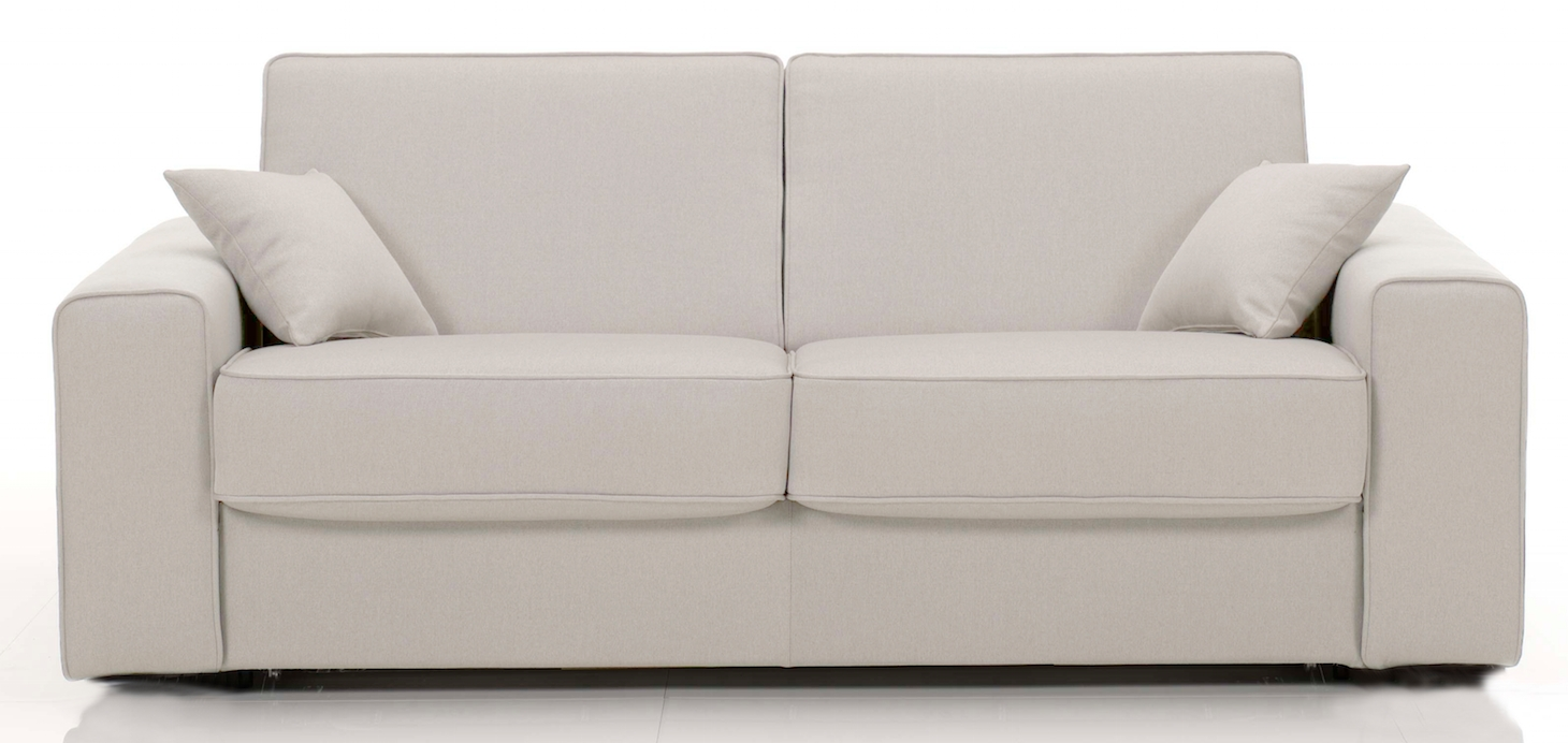 canap 3 places bultex rapido rev tement tissu ecru. Black Bedroom Furniture Sets. Home Design Ideas