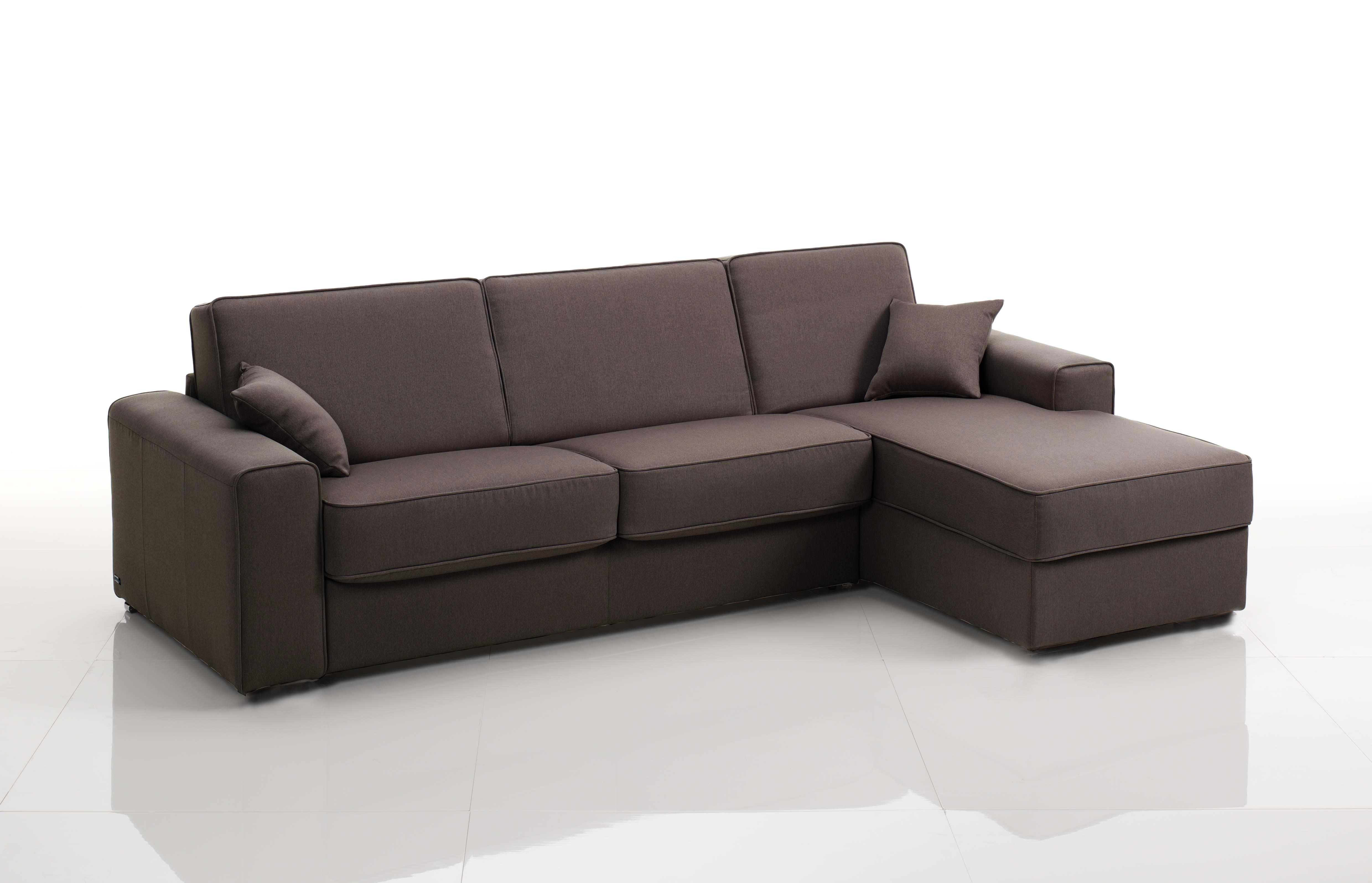 Canapé d angle Cuir marron Alpha Modéle 3 places