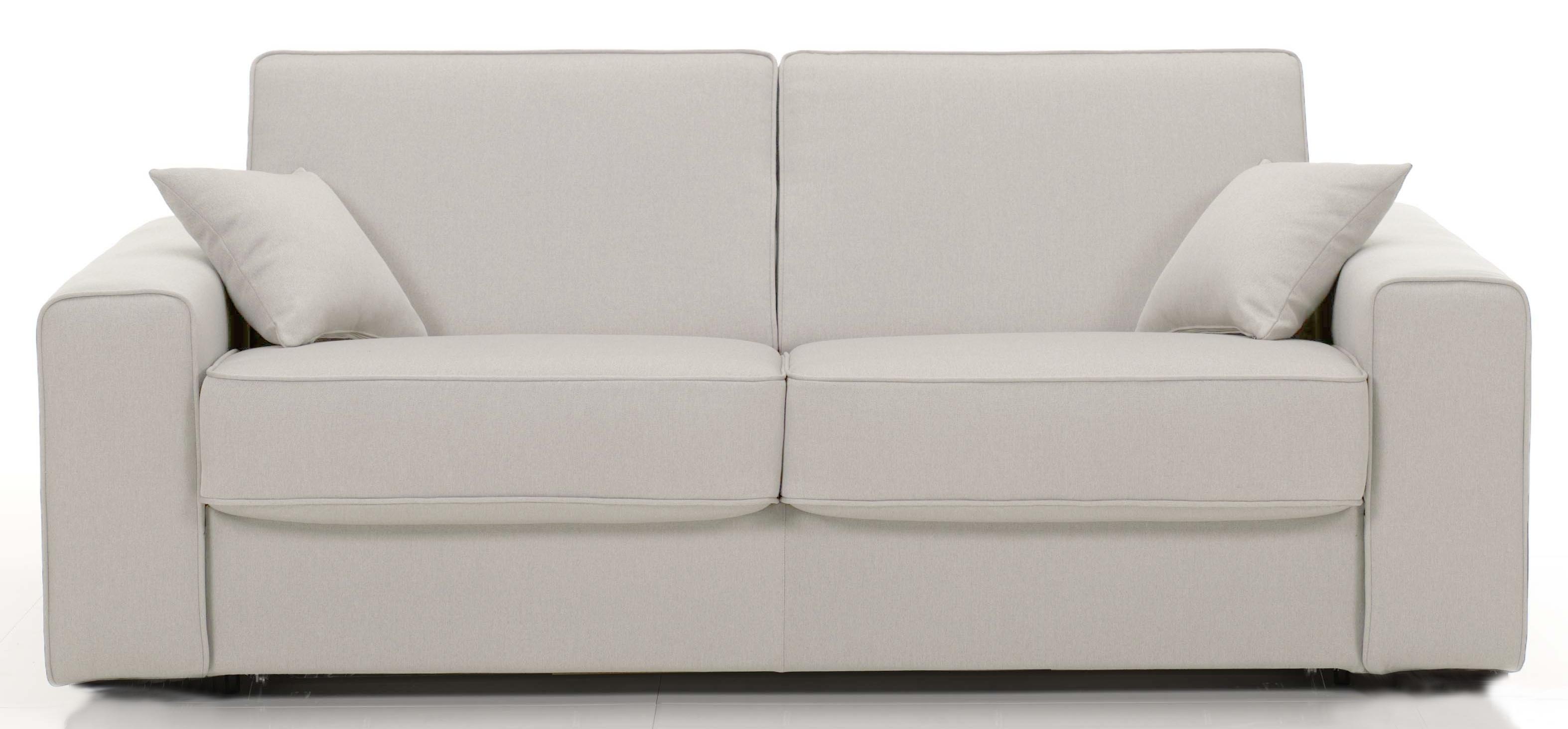 canap fixe rev tement microfibre ecru sunrise mod le 1 place. Black Bedroom Furniture Sets. Home Design Ideas