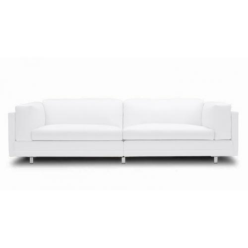 canap tissu cachemire blanc victoria. Black Bedroom Furniture Sets. Home Design Ideas