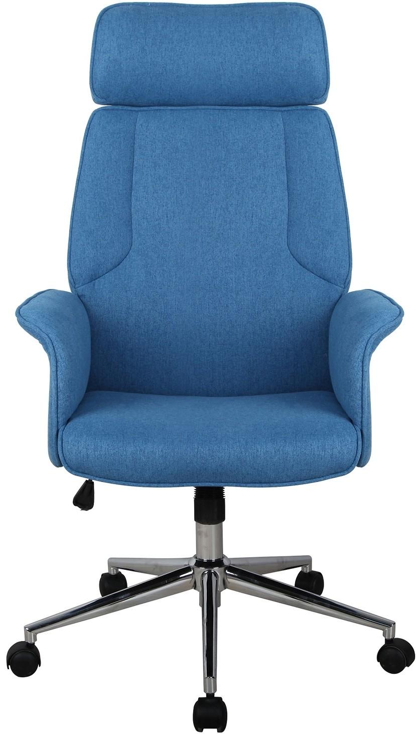 chaise de bureau bleu henri. Black Bedroom Furniture Sets. Home Design Ideas