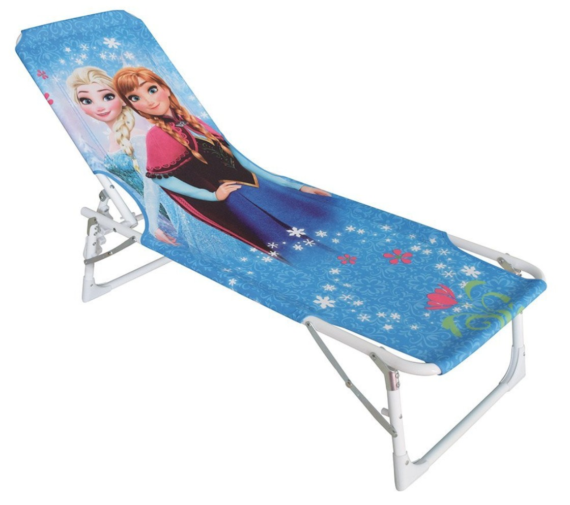 chaise longue reine des neiges. Black Bedroom Furniture Sets. Home Design Ideas