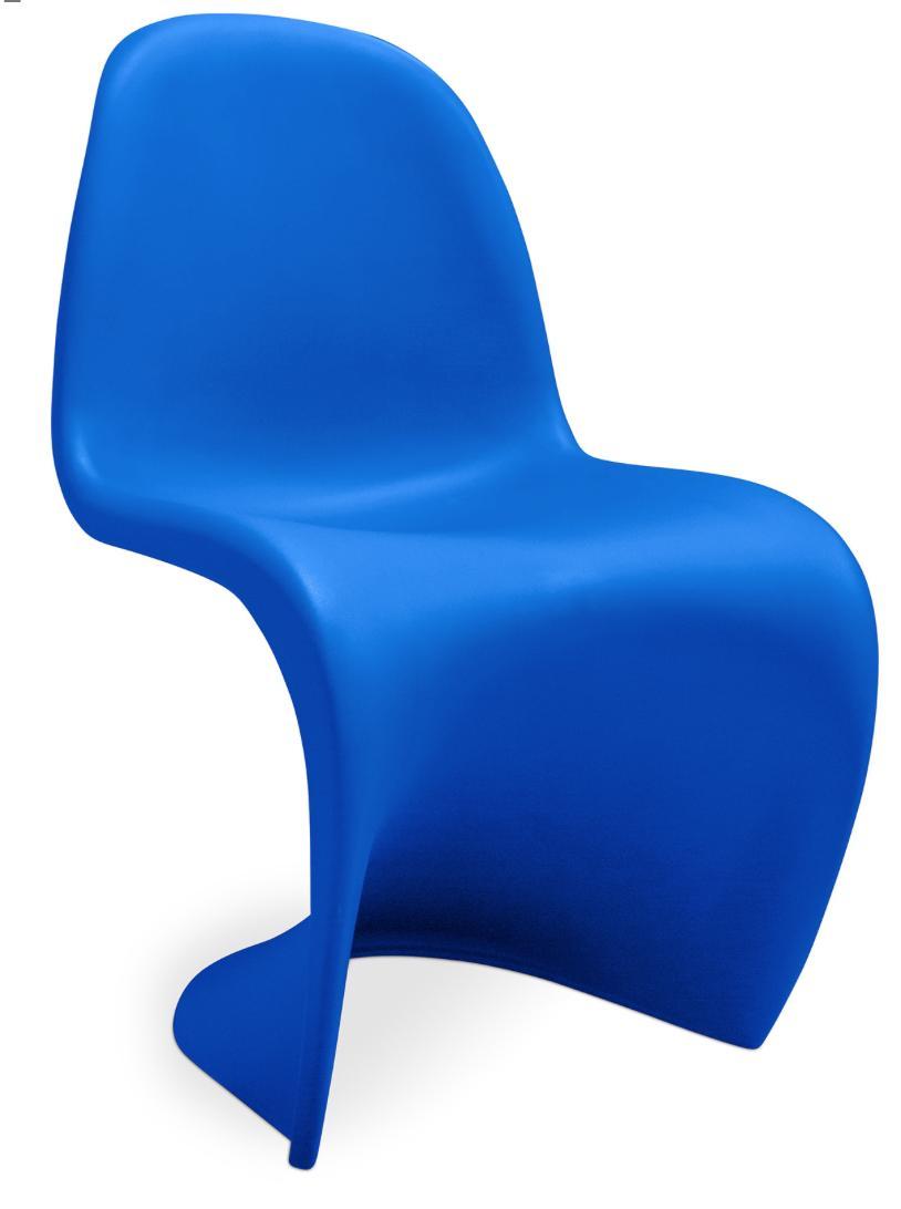chaise panton mat couleur rose. Black Bedroom Furniture Sets. Home Design Ideas