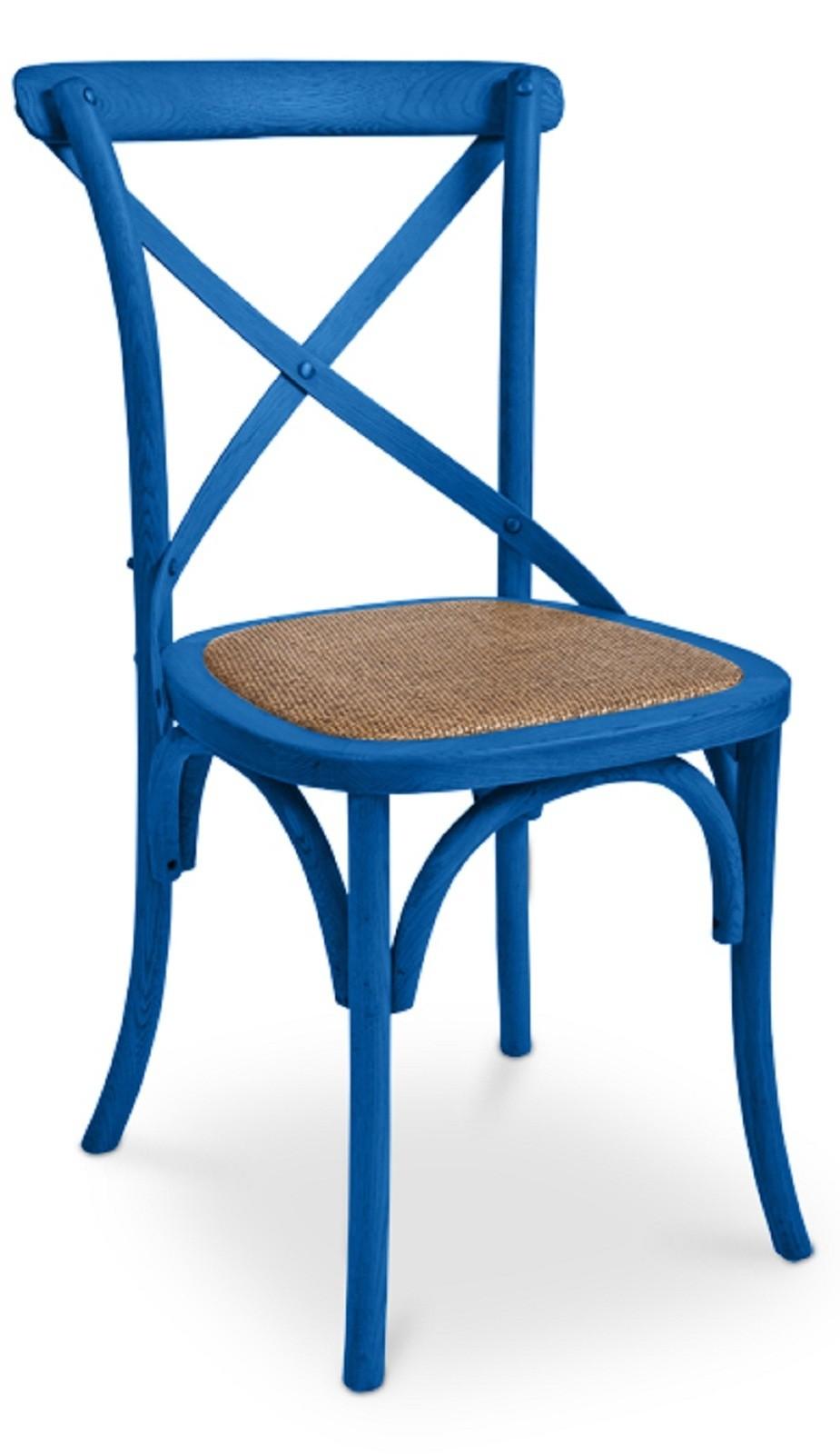 Crazy Vintage Vintage Bleu Crazy Chaise Bois Vintage Bois Chaise Chaise Bleu Bois T1cFKlJ3
