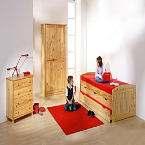chambre enfant pin massif marinella. Black Bedroom Furniture Sets. Home Design Ideas