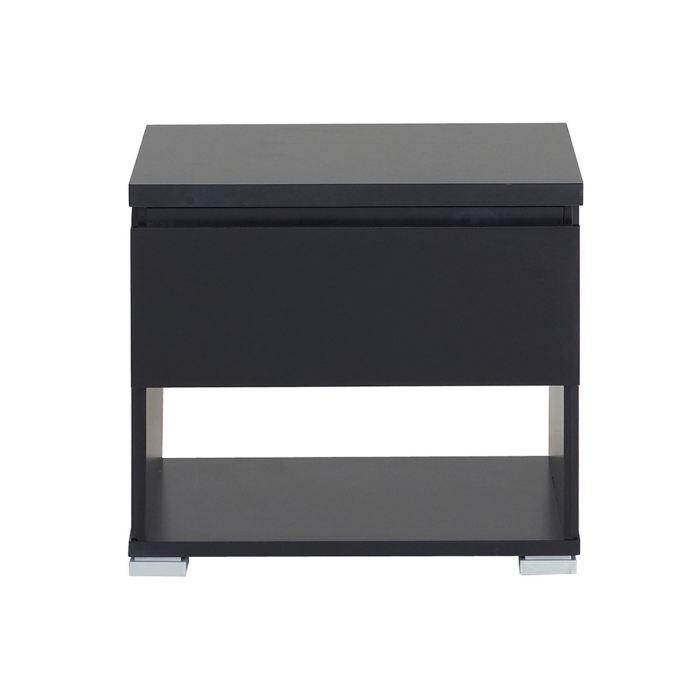 Superior Table De Chevet Noir Pas Cher #8: LesTendances.fr