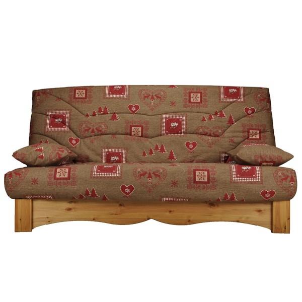 clic clac bultex menuires b204. Black Bedroom Furniture Sets. Home Design Ideas