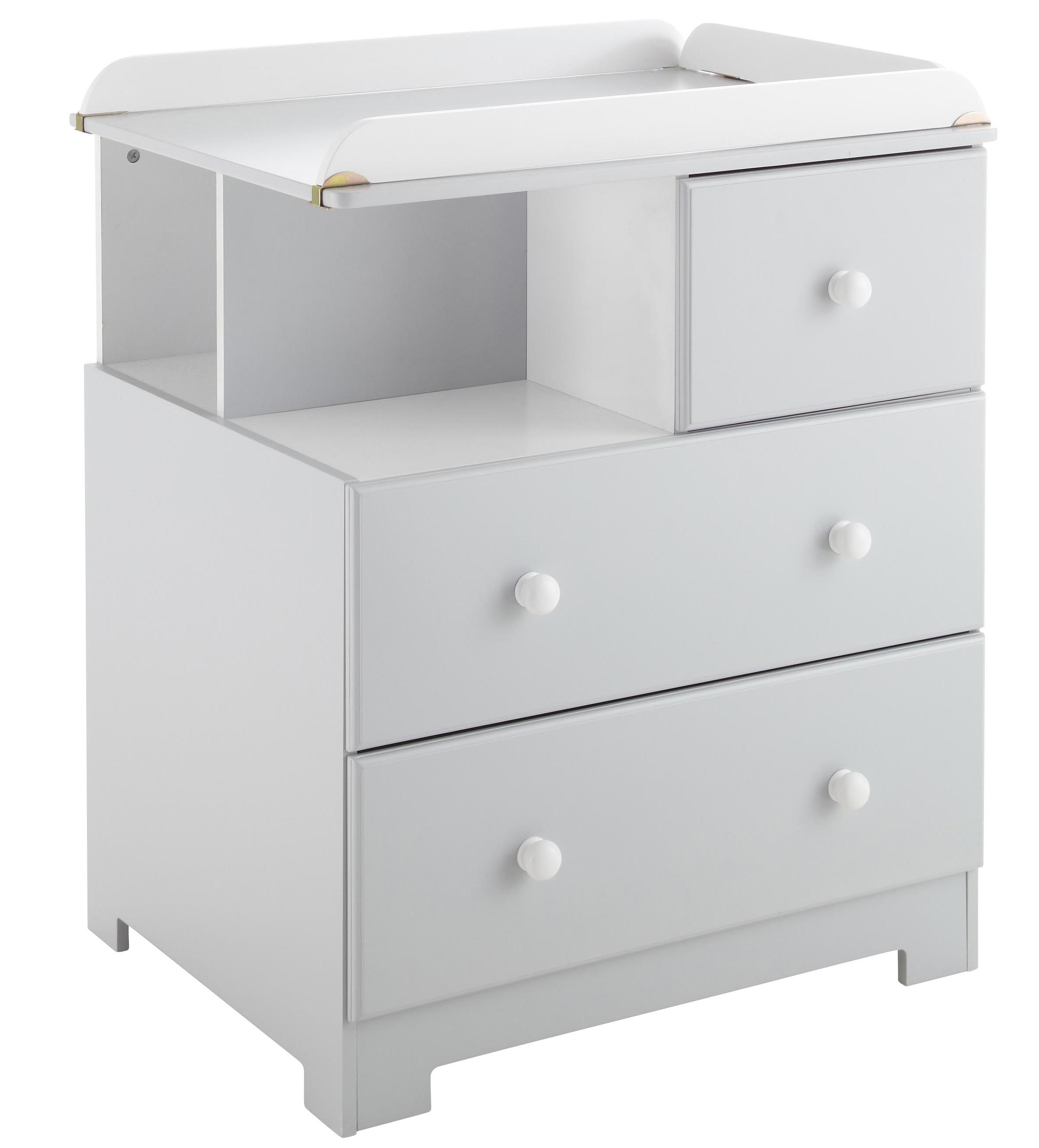 Commode langer grise bali - Plan a langer adaptable toute commode ...