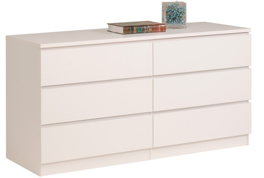 Commode Laqu Blanc Conforama Simple Good Commode De