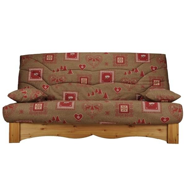 couchage tissu b204 pour clic clac menuires. Black Bedroom Furniture Sets. Home Design Ideas