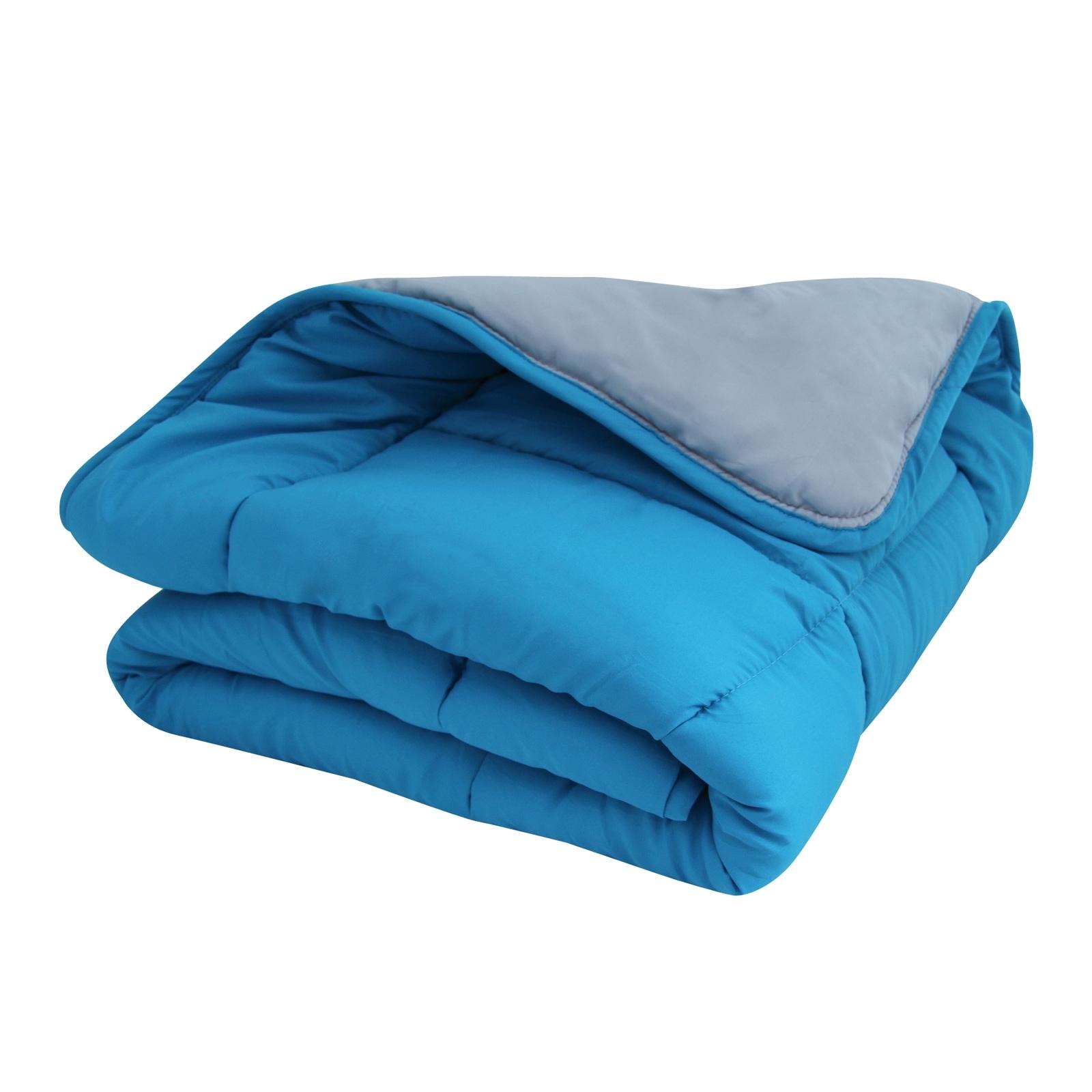 Chambre couleur bleu et gris chambre adulte grise et for Couleur gris bleu