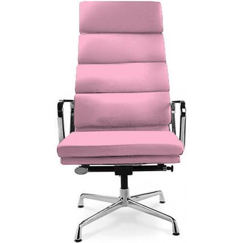 Les tendances fauteuil de bureau l gant simili rose boss - Fauteuil de bureau boss ...