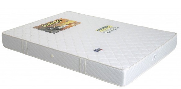 matelas 140x190 cm blanc eden. Black Bedroom Furniture Sets. Home Design Ideas