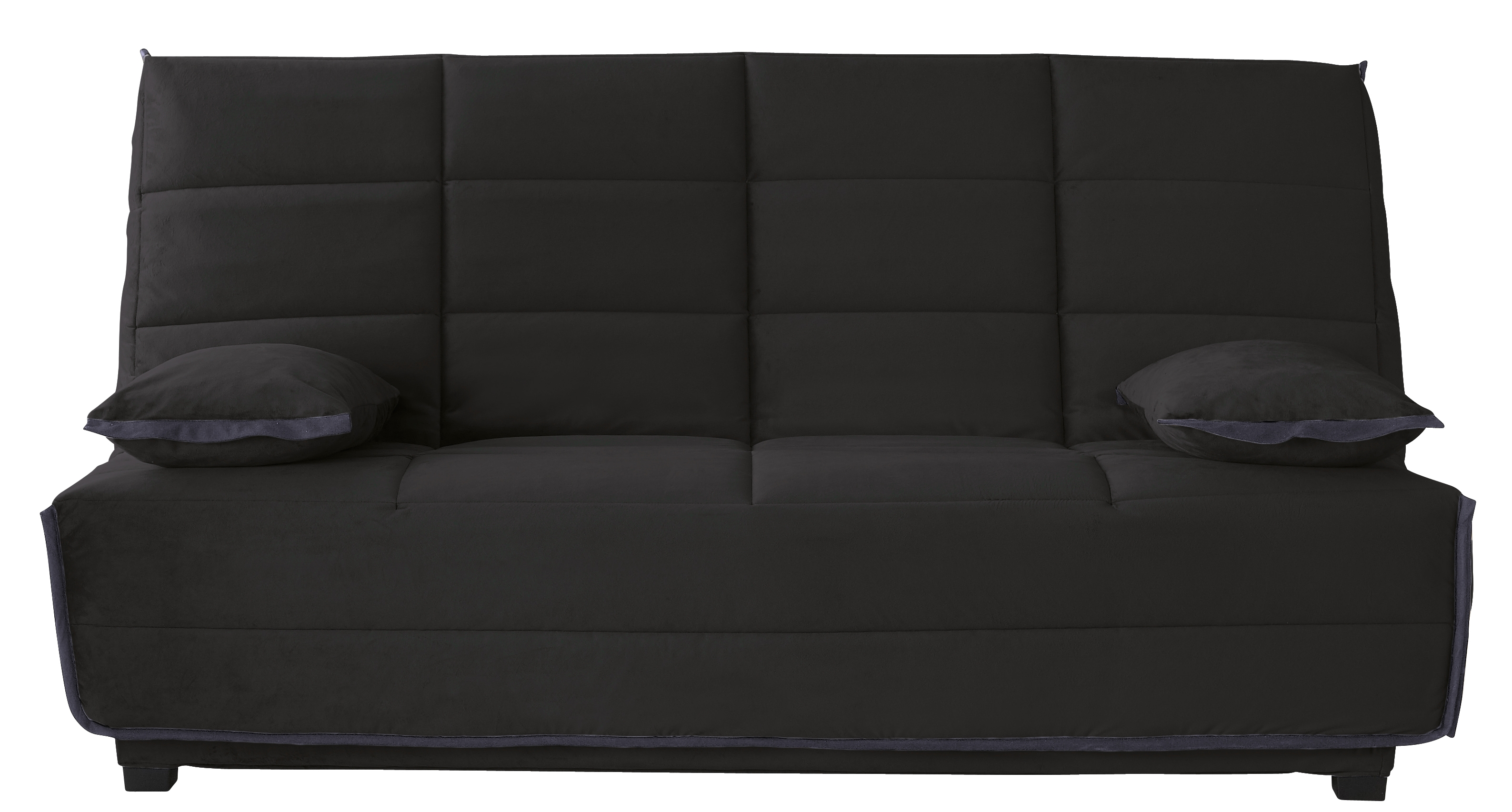 clic clac noir matelas dunlopillo 13 cm hola. Black Bedroom Furniture Sets. Home Design Ideas