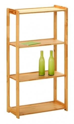 etag re 4 niveaux en pin gina. Black Bedroom Furniture Sets. Home Design Ideas