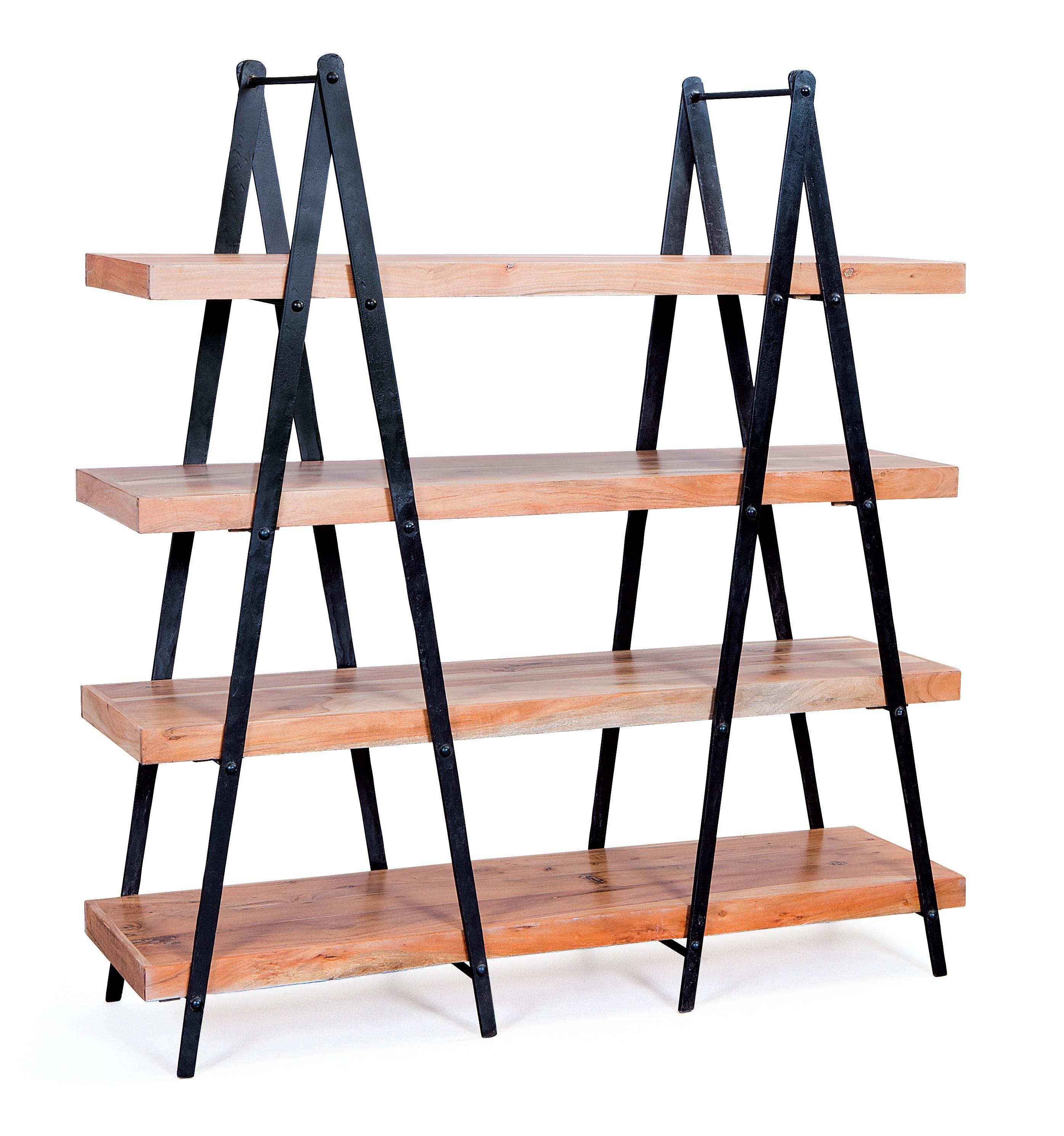 etagere bois acacia