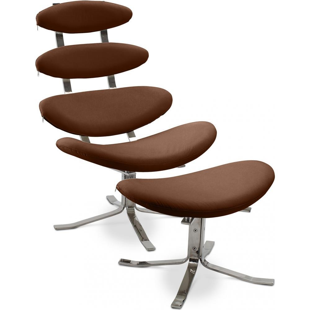 fauteuil relax marron maison design. Black Bedroom Furniture Sets. Home Design Ideas