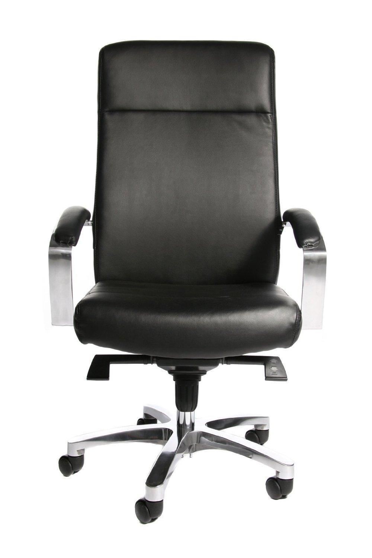fauteuil de direction cuir noir milan topstar 8999aa0. Black Bedroom Furniture Sets. Home Design Ideas