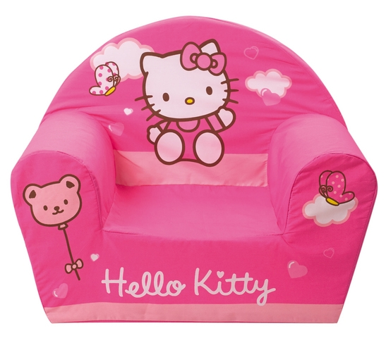 fauteuil hello kitty. Black Bedroom Furniture Sets. Home Design Ideas