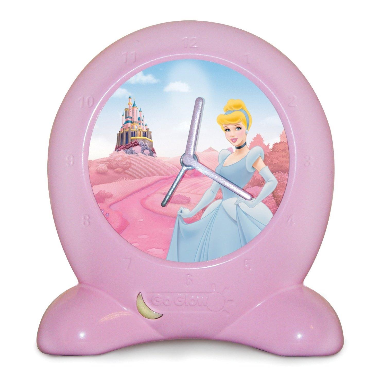 reveil lumineux princesse go glow clock. Black Bedroom Furniture Sets. Home Design Ideas