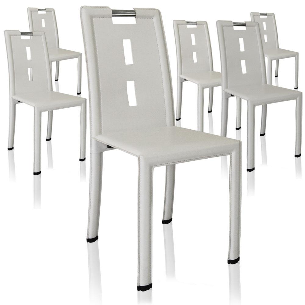 Chaises modernes delia for Les chaises modernes