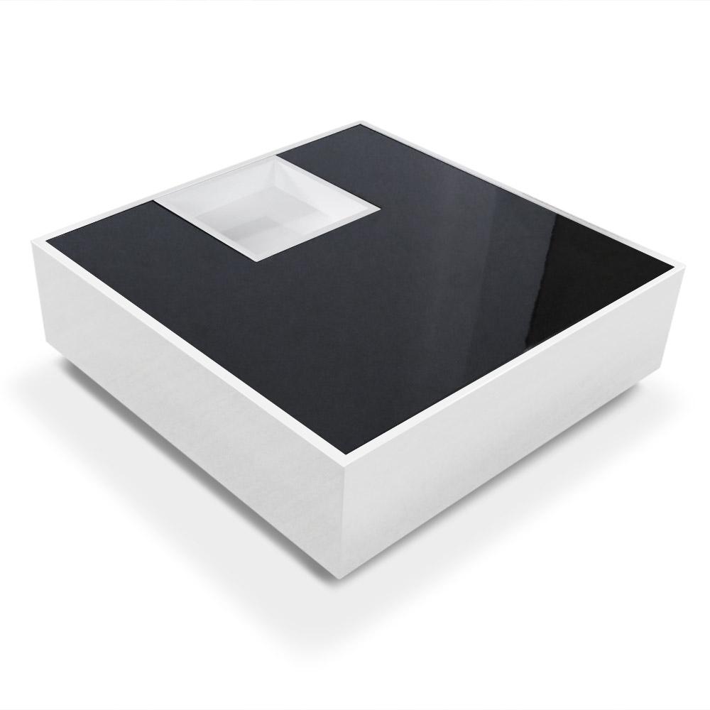 table basse avec rangement interieur. Black Bedroom Furniture Sets. Home Design Ideas