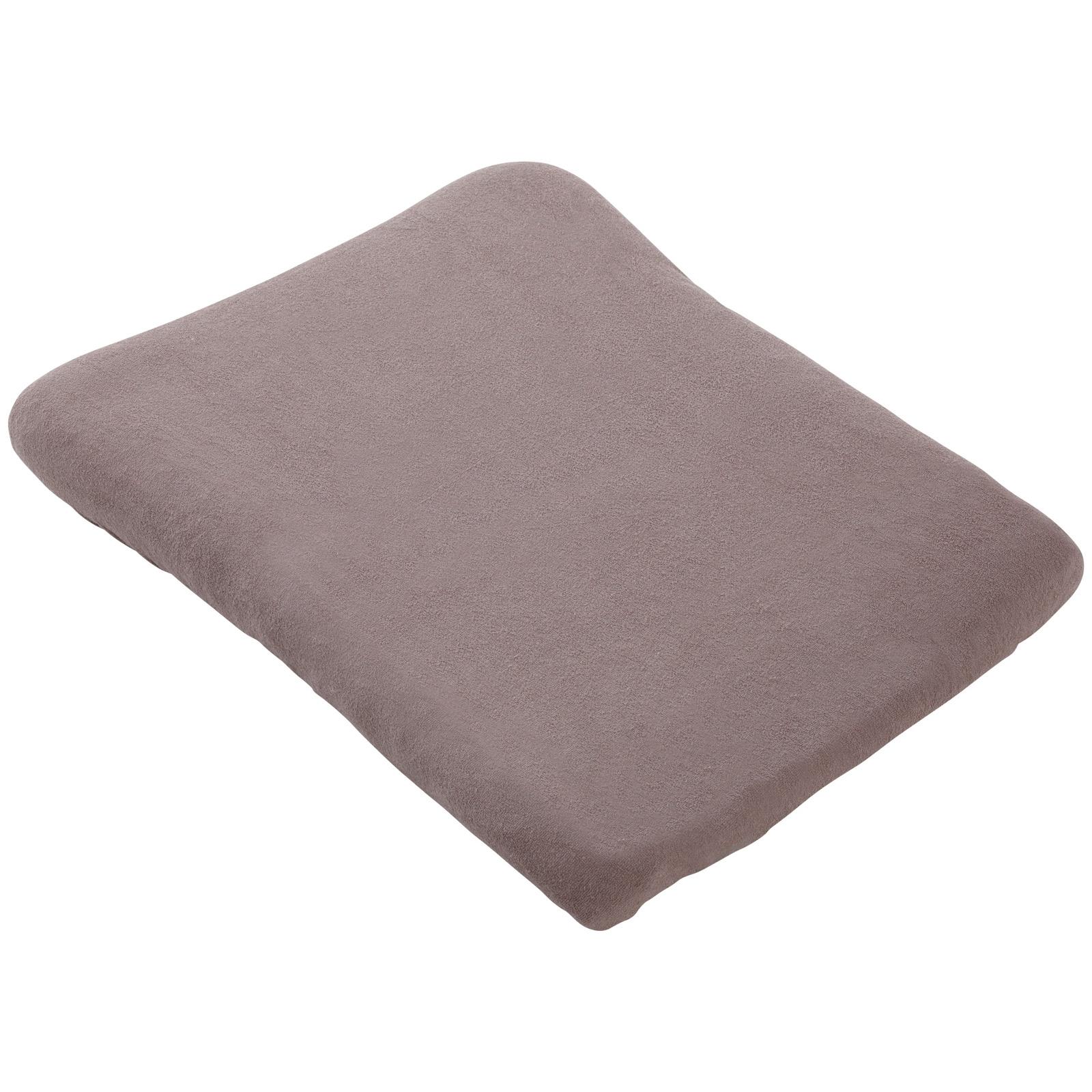 housse de matelas langer taupe doux nid. Black Bedroom Furniture Sets. Home Design Ideas