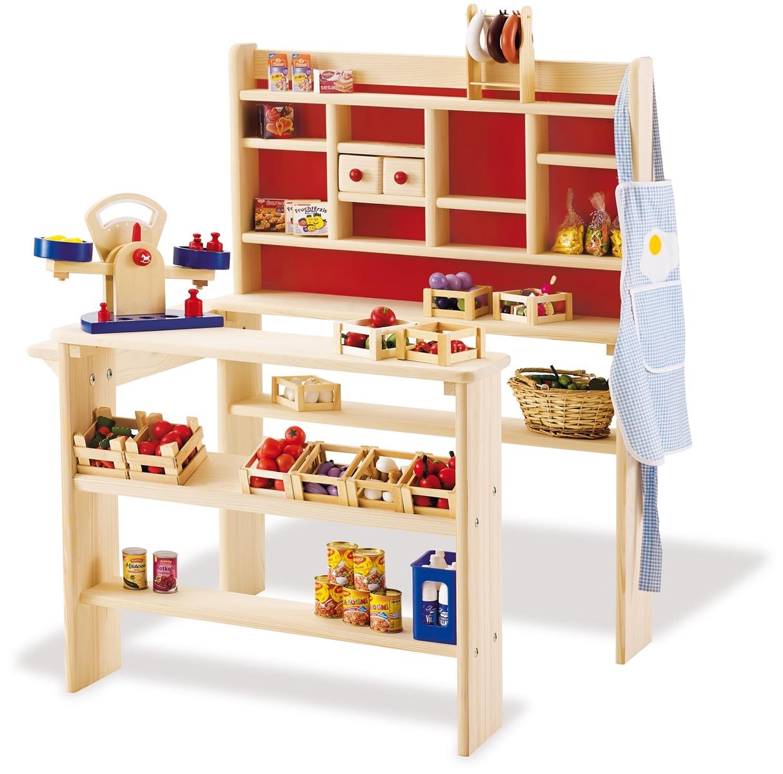 jeu de la marchande leni pinolino. Black Bedroom Furniture Sets. Home Design Ideas