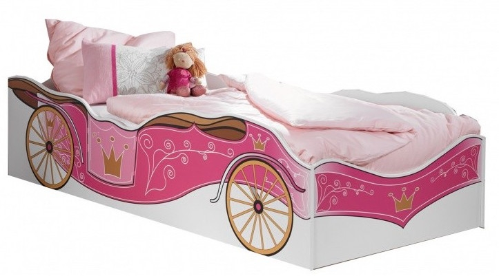 lit princesse carrosse naty lestendancesfr - Lit De Princesse